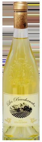 bouteille aoc cote du rhne blanc